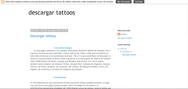 Descargar Tattoos