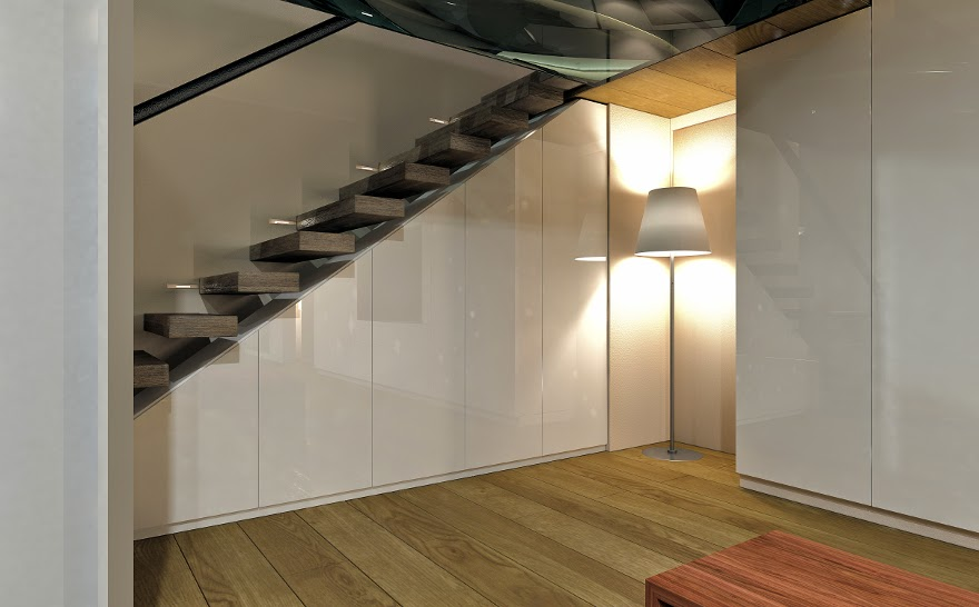 schuhschrank unter treppe amped for. Black Bedroom Furniture Sets. Home Design Ideas