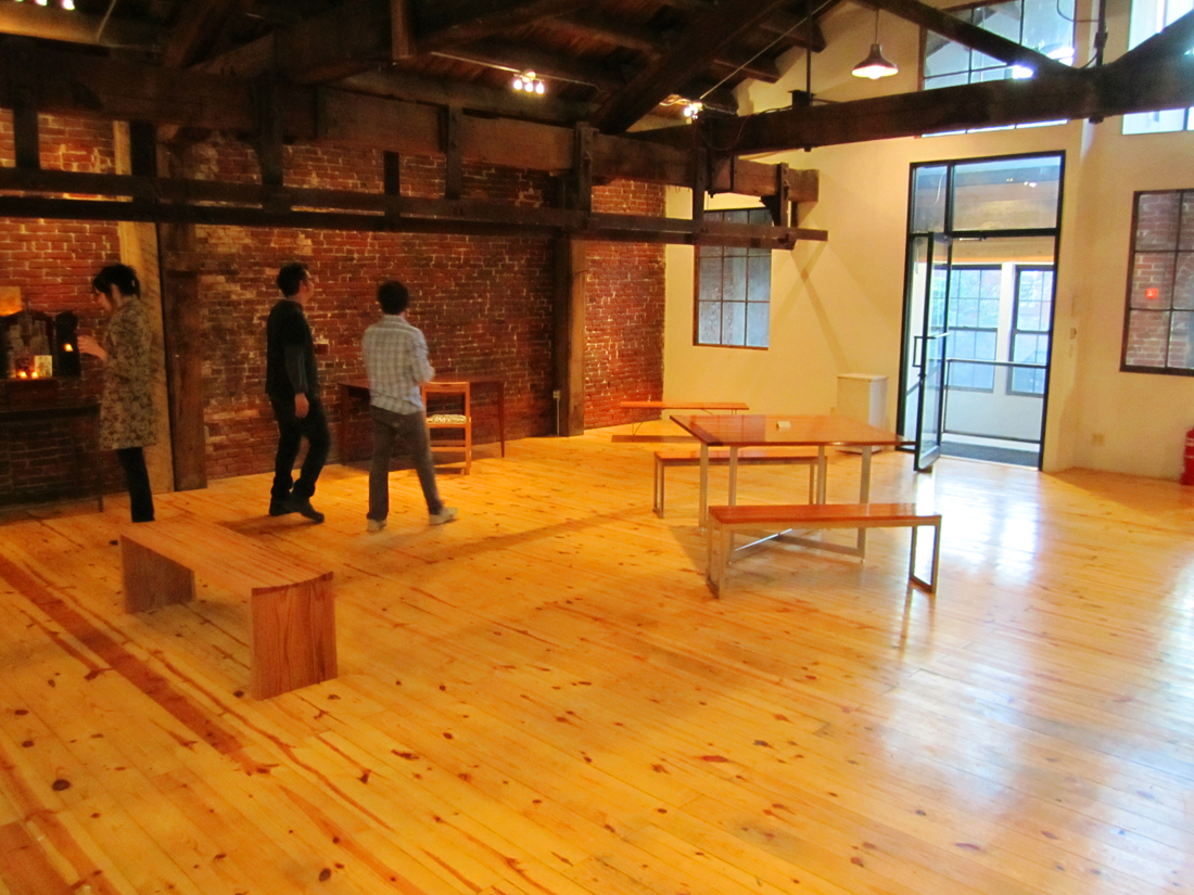 The 5th Side About A Project In Philadelphia Maas Design Philly Furniture Show