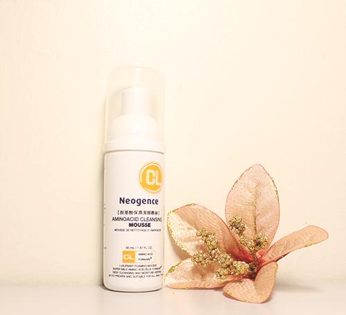 Neogence Amino Acid Cleansing Mousse (50ml)