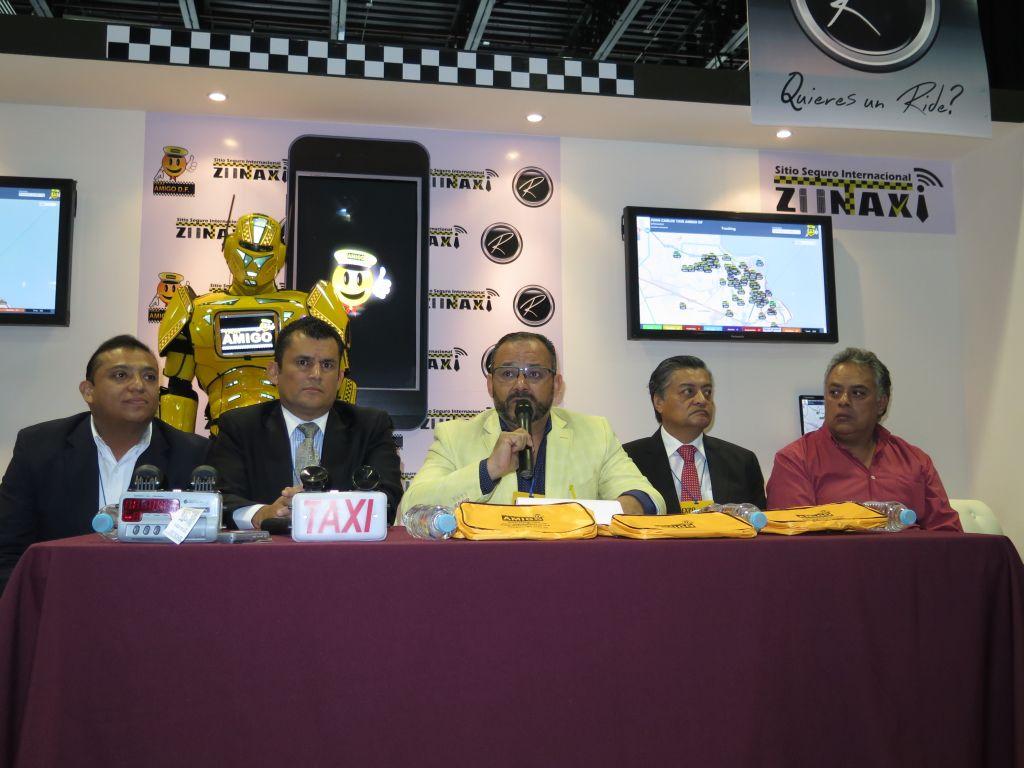 """Taxistas lanzan """"Taxi Amigo"""" y """"Ride Ejecutivo"""" para competir en las ..."""