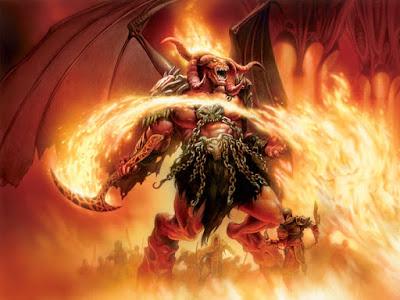 Beginilah Jeritan Sakaratul Maut Iblis Yang Menyakitkan