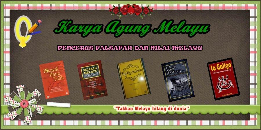 Karya Agung Melayu (BMS3022)