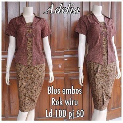 Kebaya Adelia Kbw-237