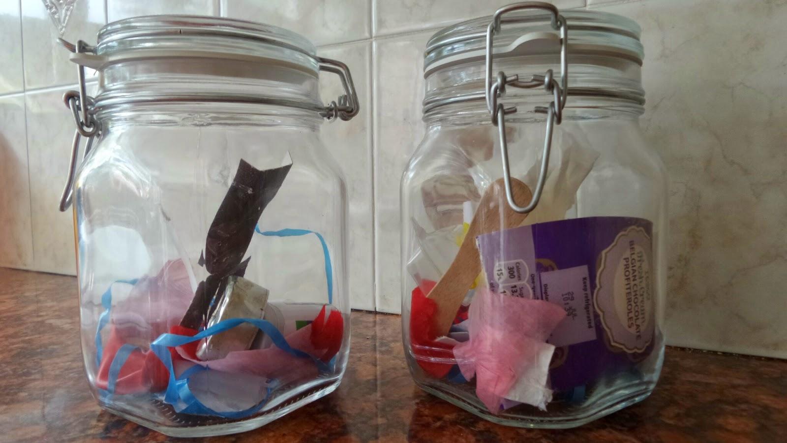Journal Jars for Summer