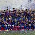 Na despedida de Guardiola, Barcelona goleia Athletic Bilbao e é campeão da Copa do Rei