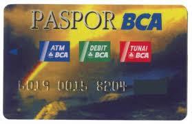 Cara Membayar Tiket Kereta Api Via ATM BCA