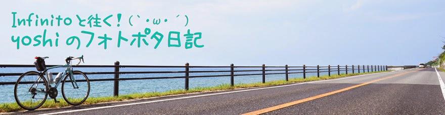 INFINITOと往く 〜yoshiのフォトポタ日記〜