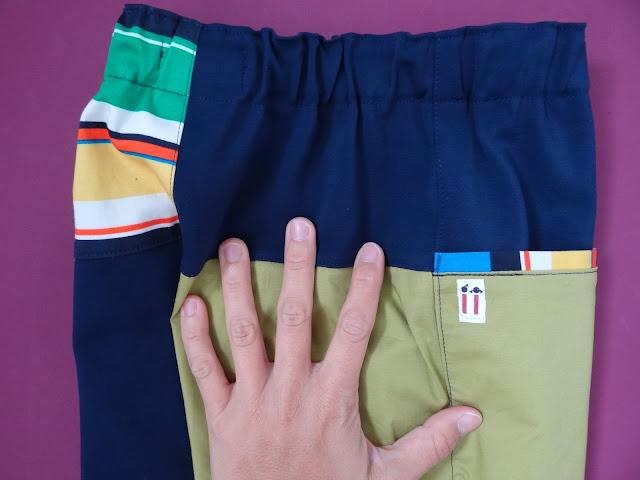 Pantalon Chris