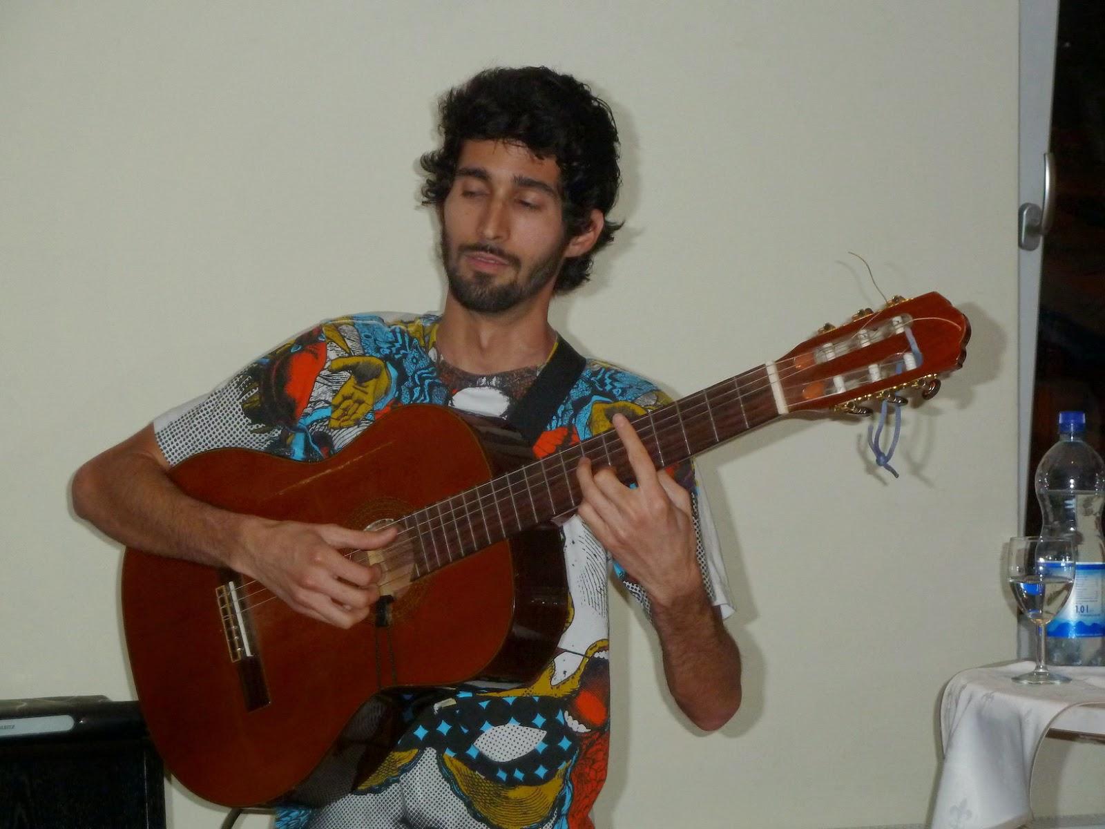 Daniel Cota aus Mexiko