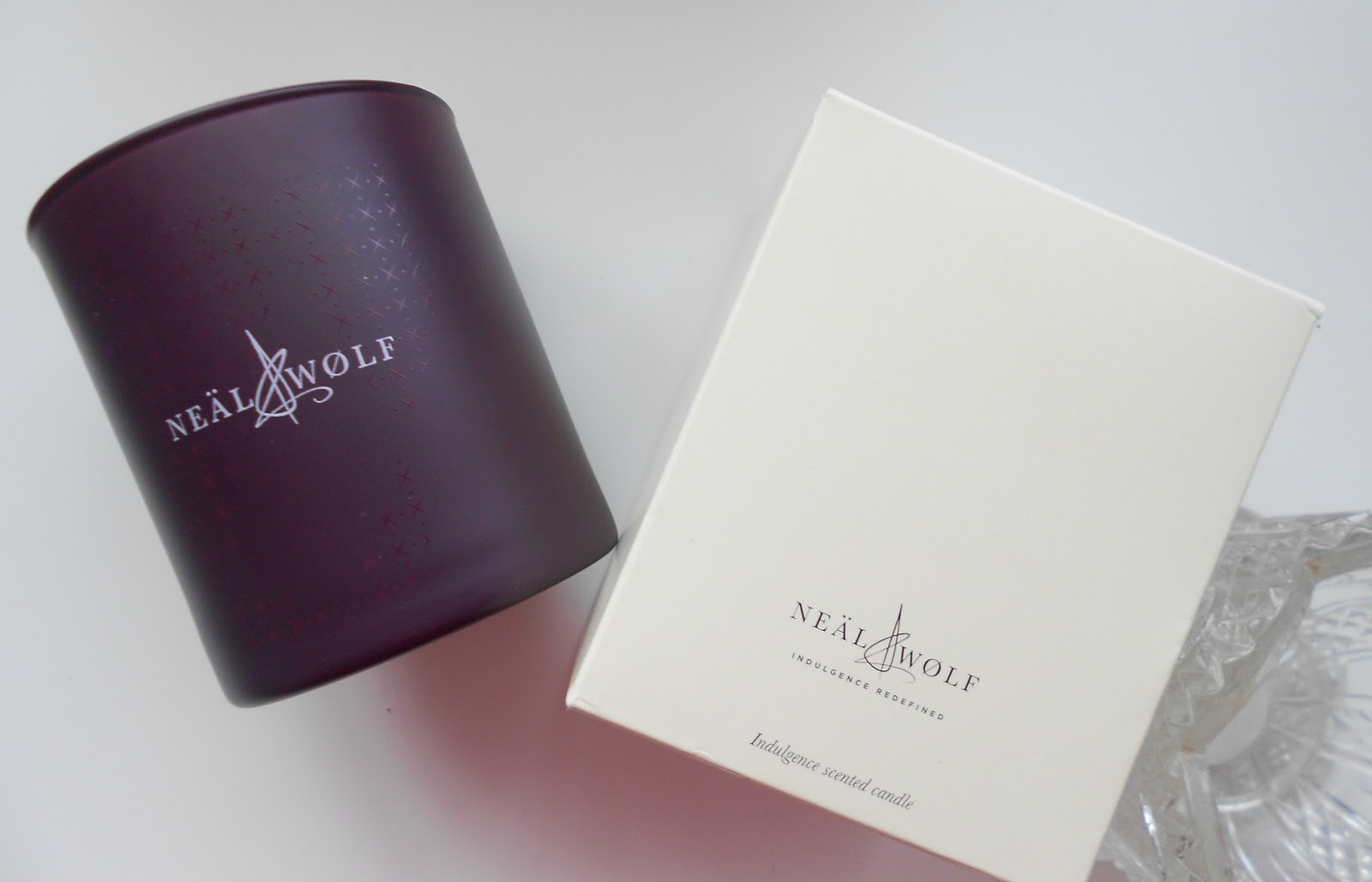 neal and wolf indulgence candle blog review
