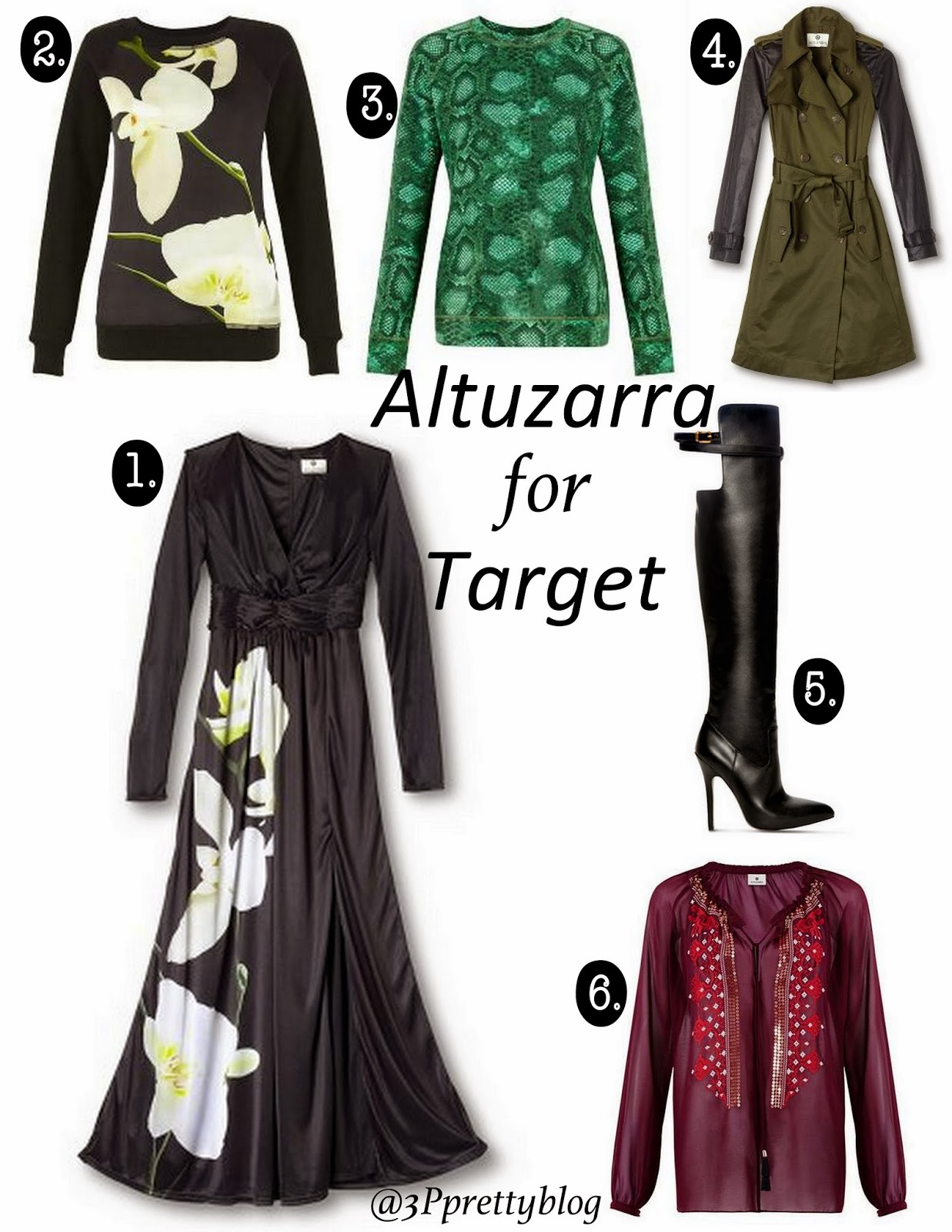 Fall Favorites: Altuzarra for Target