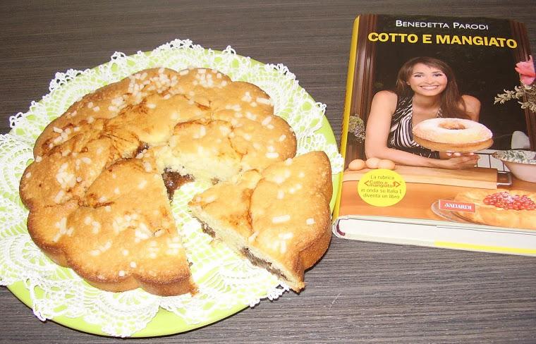 Torta morbida di marmellata di cotto e mangiato sale e for Ricette di cotto e mangiato