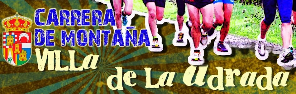 """Carrera de Montaña """"VILLA DE LA ADRADA"""""""