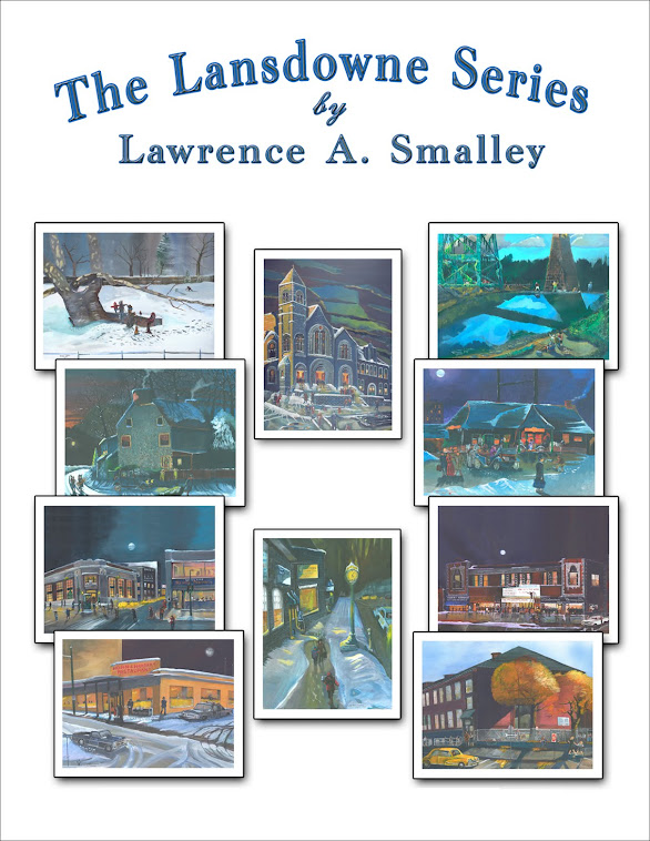 The Lansdowne Series Boxed Set of 10 Cards