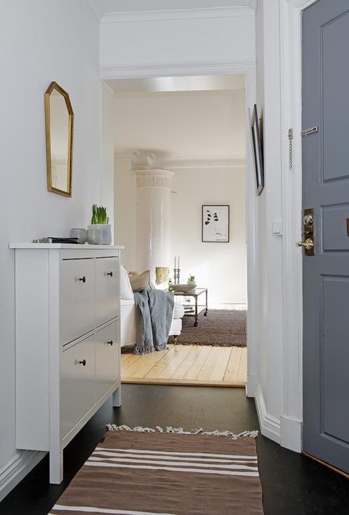 Decorar el recibidor de casa ideas para decorar dise ar for Alfombras recibidor