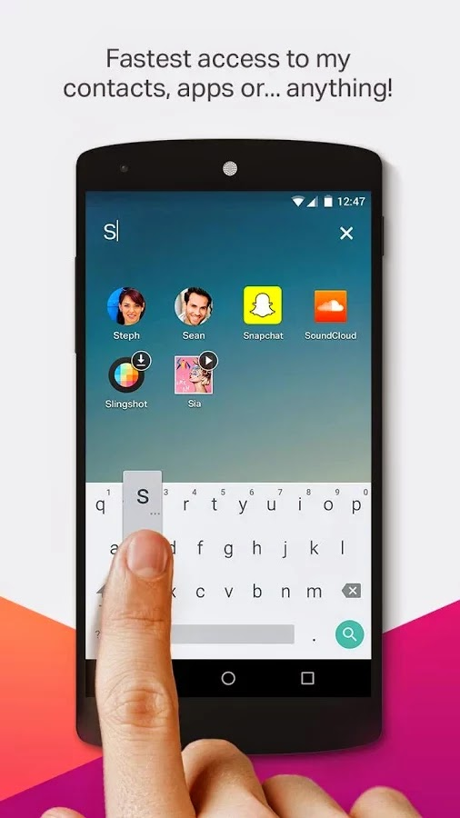 EverythingMe Launcher v3.882.6754