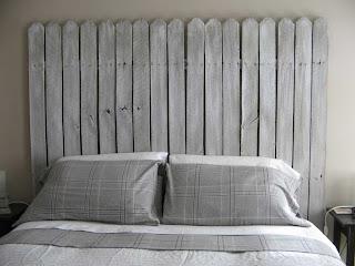 cabeceira de cama casa de campo