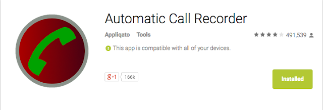 best android app to record phone calls