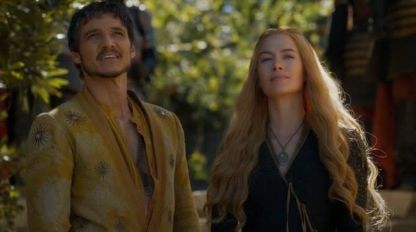 Oberyn&Cersei