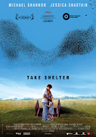 Cartel de Take Shelter, de Jeff Nichols