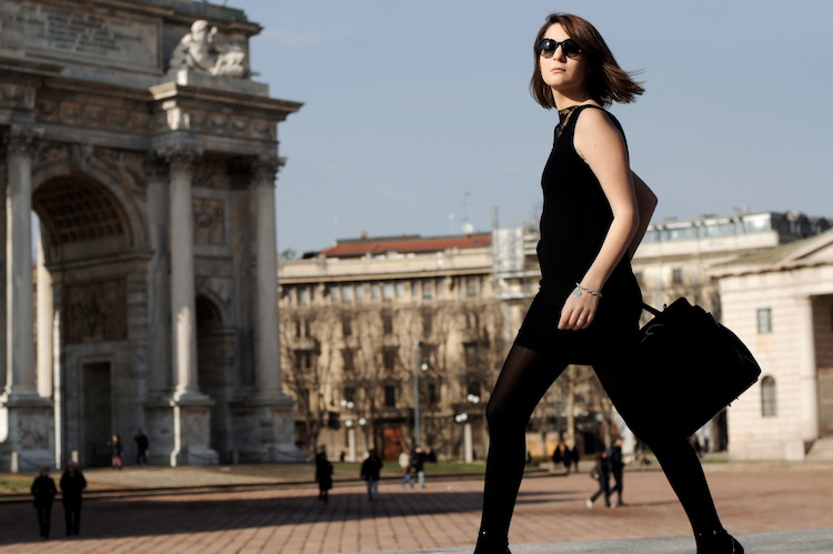 Irene Buffa Street Style