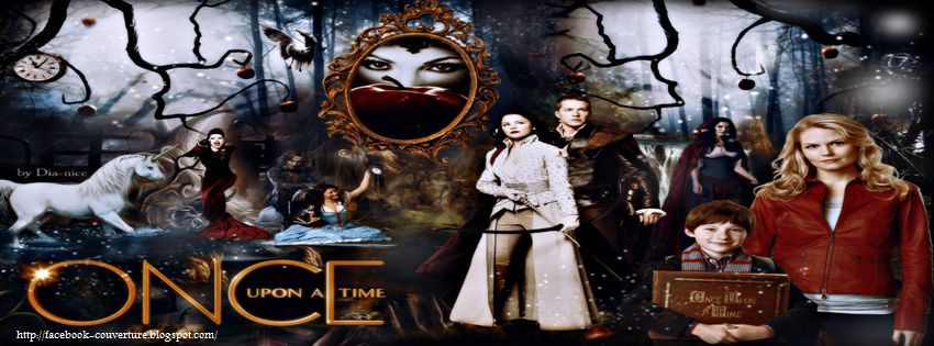 Beauty and the beast vs Once Upon a time Couverture-facebook-once-upon-a-time