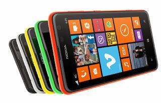 Spesifikasi dan Harga Nokia Lumia 625 Terbaru 2013