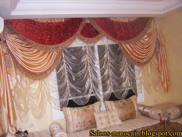 boutique salon marocain 2018 2019 salons marocain. Black Bedroom Furniture Sets. Home Design Ideas