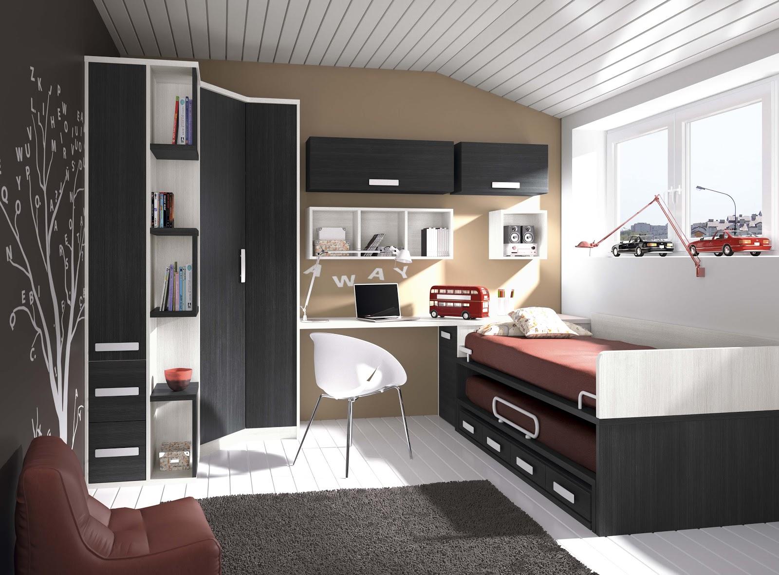 Blackbird for Dormitorios super modernos