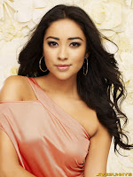 Shay Mitchell Pretty Little Liars season 2 photoshoot