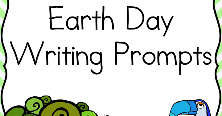 earth day writing prompts Students will examine their conscience with respect to how they treat all creation and write about their actions and feelings level: 3-5 download writing prompt: earth day – caring for our creation.