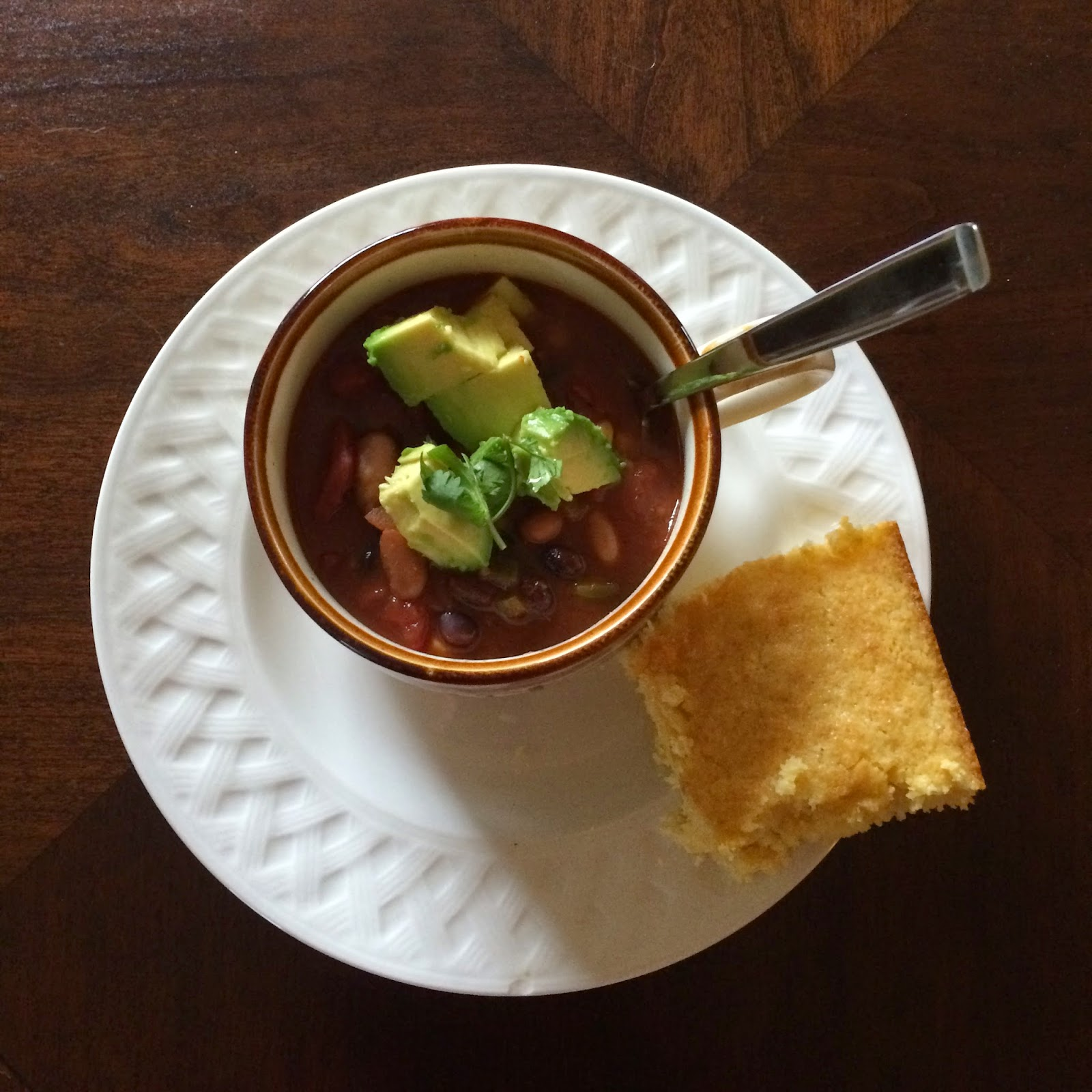 Project Soiree Vegetarian Chili