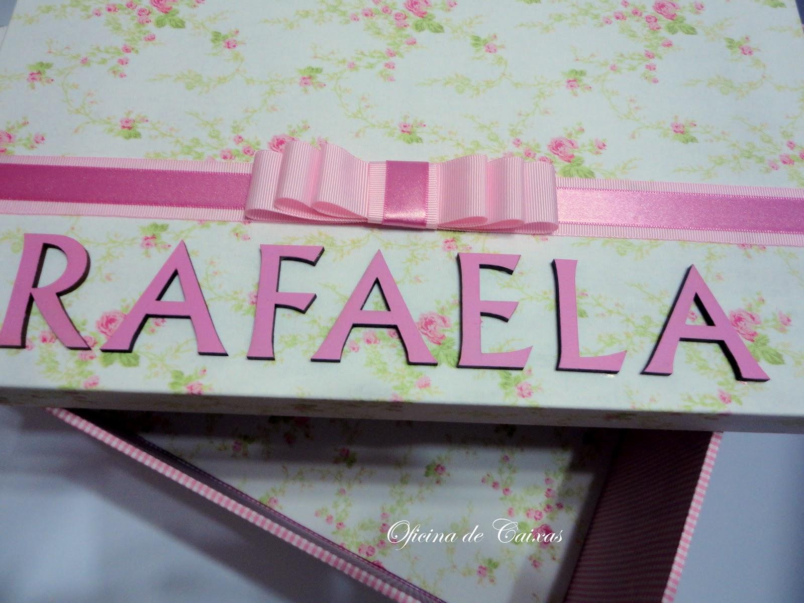 Oficina de caixas caixa maternidade baby girl for Oficina de caixa