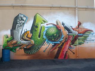 El arte del Graffiti 18