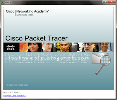 Cisco Packet Tracer 6 MG
