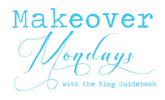 Makeovers featured on The Blog Guidebook