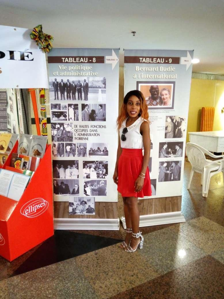 Salon International du Livre d'Abidjan 2019