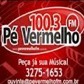 ouvir a Rádio Pé Vermelho FM 100,3 Barbosa Ferraz PR