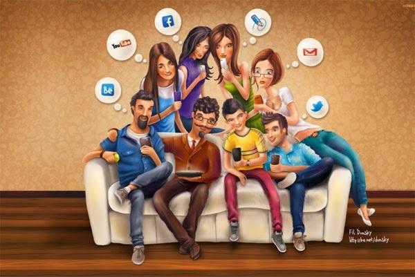 5 xu hướng truyền thông xã hội năm 2014