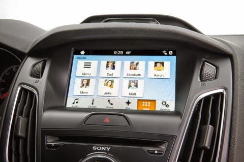 Ford SYNC and Life360 Helps Families Keep in Touch Out on the Road
