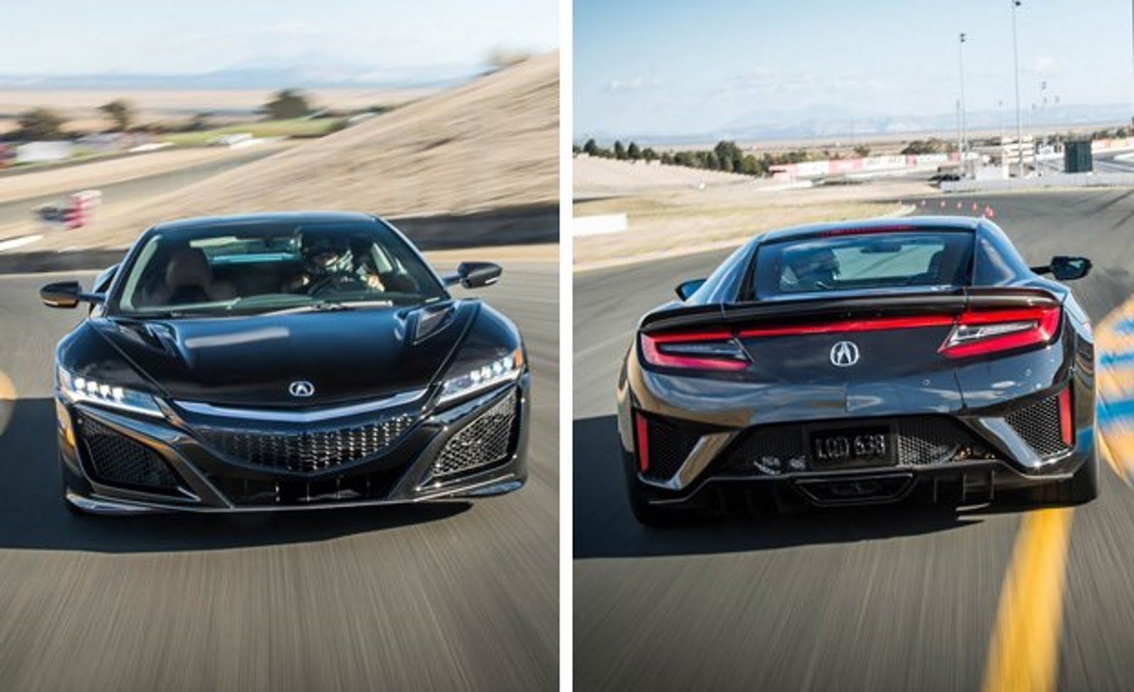 2017 acura nsx expert car review donate car for tax credit