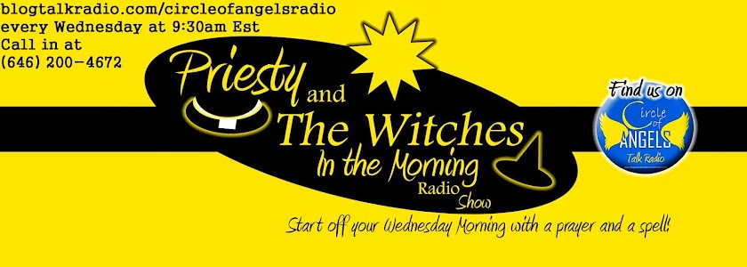 Priesty and the Witch