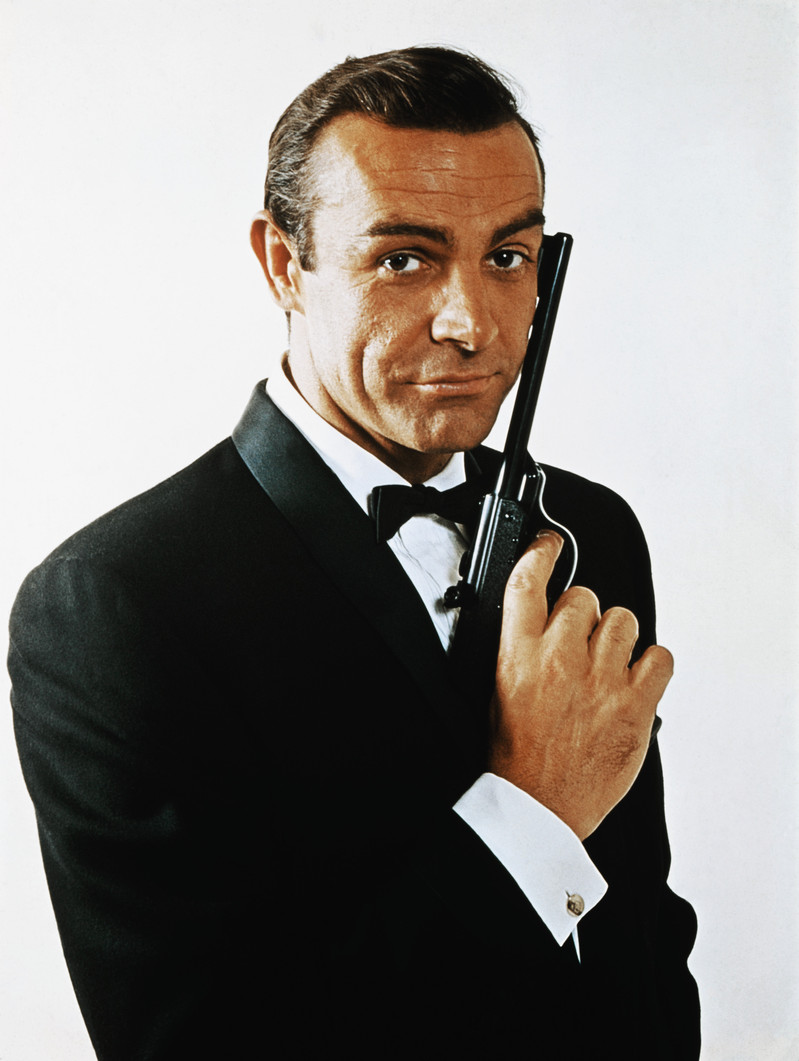 7 james bonds