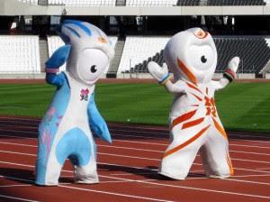 Keanehan dalan Maskot Olimpiade