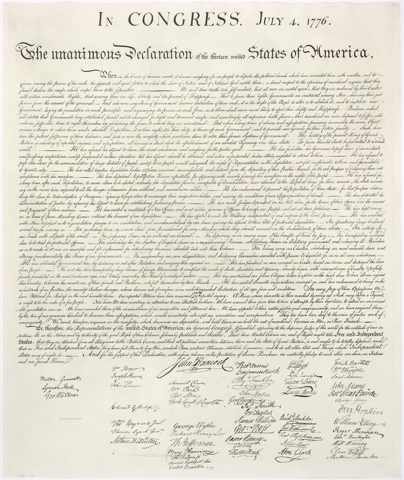 abolitionism united states declaration of independence Declaration of independence (1776)  in colonial america, slaves exercised  constant vigilance regarding how to best engage with  did the hope of these  first black abolitionists fail to account for the depth to which slavery.