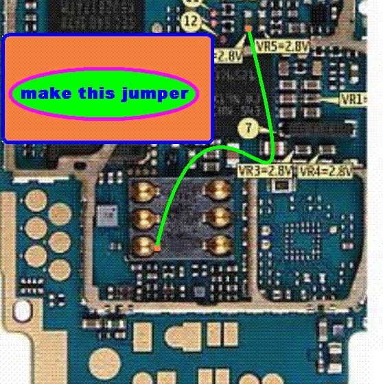 Nokia 1110 Insert Sim No Sim Repairing Solution Nokia 1110