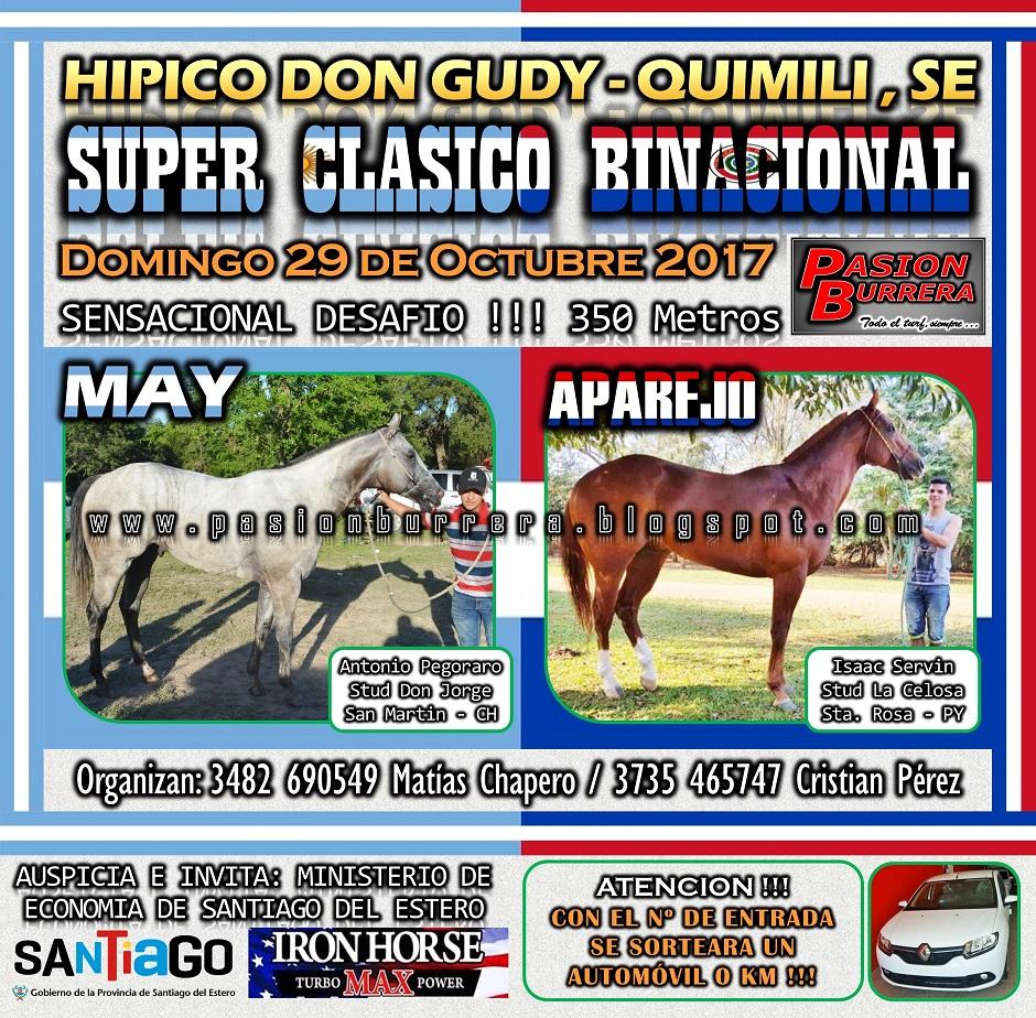 QUIMILI - 29 DE OCTUBRE