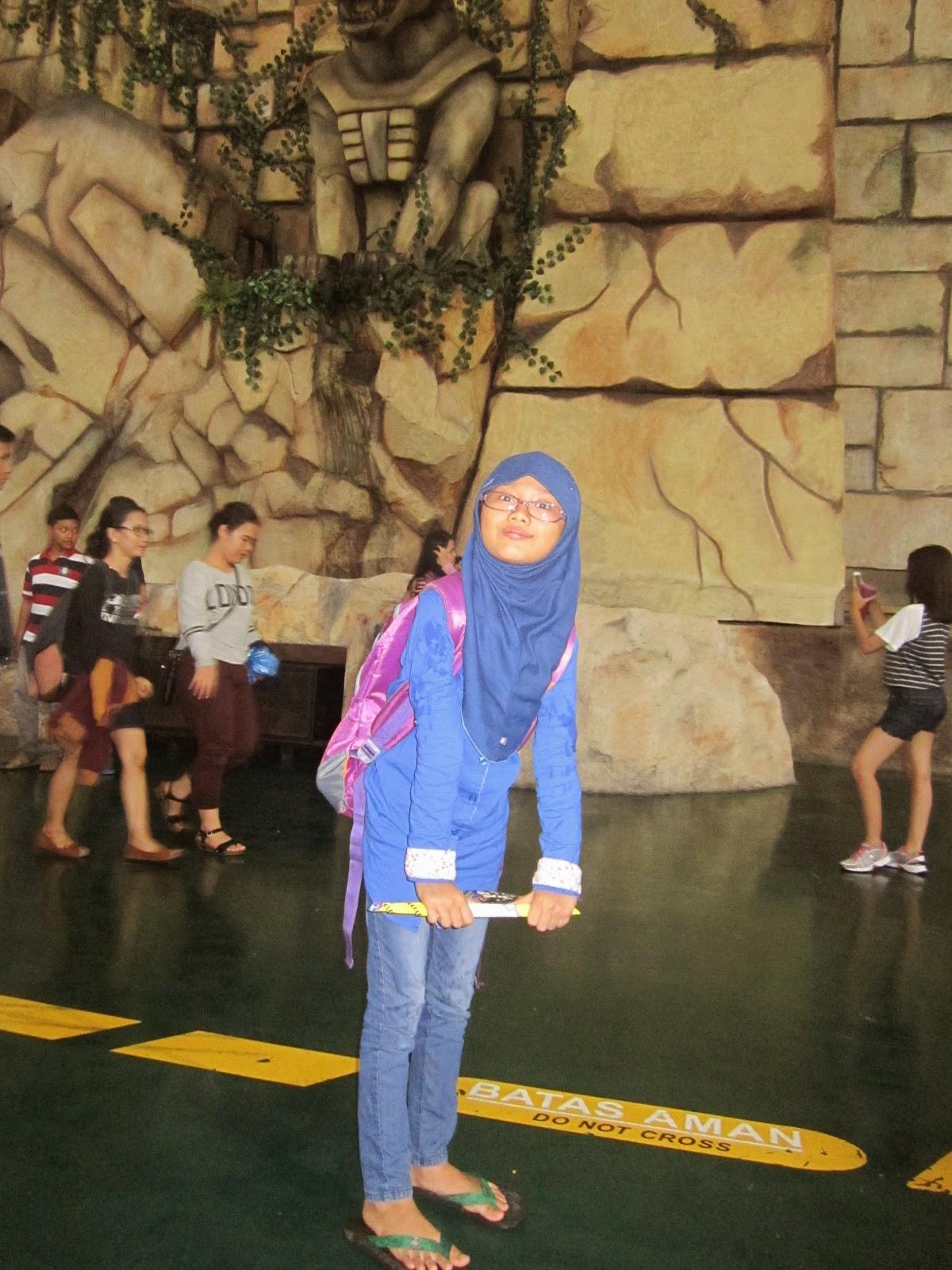 TMII Jakarta Holiday Tahun Baru 2015