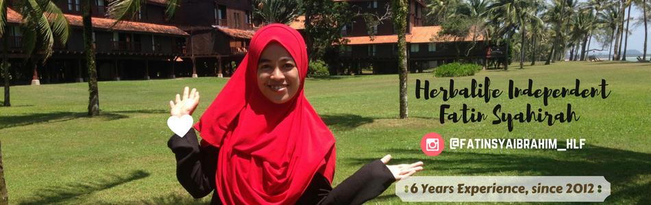 Herbalife Coach Fatin Syahirah (0193709753)